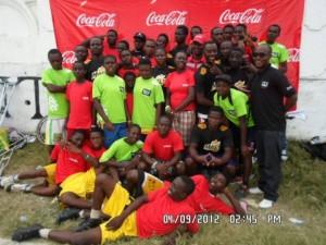 gallery 2nd HCI Afahye Open Basketball Tourney Held