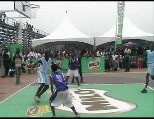 gallery HCI U14 boys qualifies for Milo Junior Ball Semis