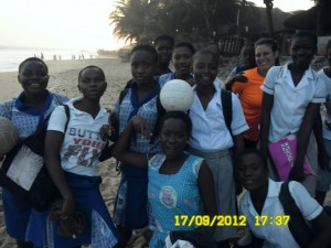 gallery Girls Beach Volleyball in section