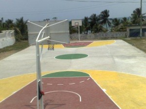 gallery HCI Completes Renovation of Basketball Court
