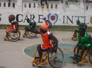 gallery Easter Region wins Wheelchair Basketball Tournament in Cape Coast