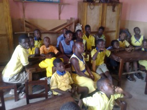 gallery Special Need Students benefit from HCI malaria program