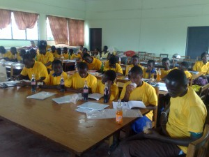 gallery Malaria Workshop for Basic Schools Successfull