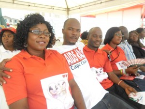 gallery World AIDS Day Celebration held in Cape Coast