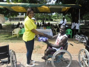gallery L300 Winneba Students Advocate for Disability Sport